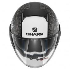 Shark Nano Tribute Mat Açık Kask