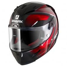 Shark Race-R PRO Deager Kırmızı Motosiklet Kaskı