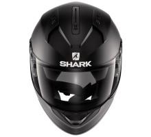 Shark Ridill Mat Siyah Kask
