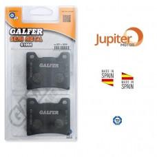 Galfer FD057G1054 Yarı Metal Motosiklet Fren Balatası