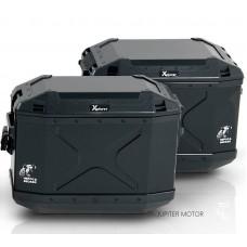 Hepco&Becker Xplorer TC30 Siyah Yan Çantalar (Sağ+Sol)