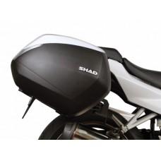 Shad SH36 Beyaz Yan Çanta (Sağ+Sol)