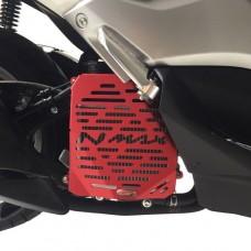 Yamaha Nmax Radyatör Koruma - Kırmızı